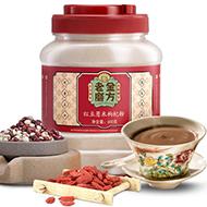 老金磨方红豆薏米枸杞代餐粉