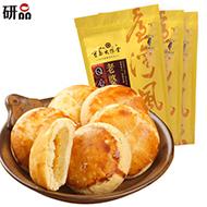 10点:宝岛太阳堂正宗老婆饼150g*3