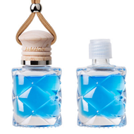 汽车天然植物精油香水挂饰2瓶