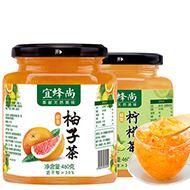 宜蜂尚蜂蜜柚子茶+柠檬茶