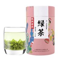 日照绿茶一级罐装茶叶125g