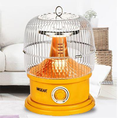 节能速热省电鸟笼电暖器