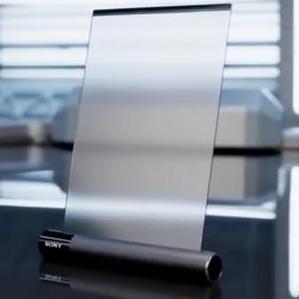 索尼折叠概念手机曝光