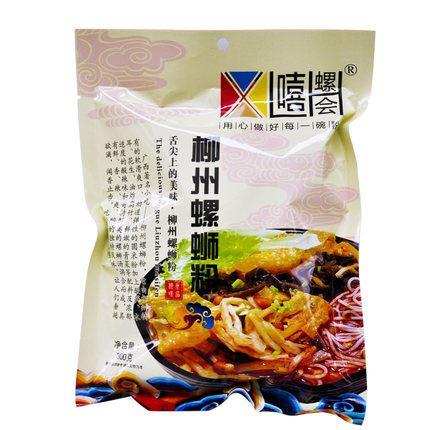 广西柳州特产螺蛳粉*2袋