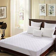 安睡宝舒柔绗缝防护双人床垫150*200cm