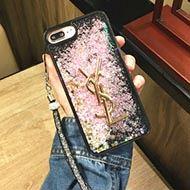 星辰流动闪粉iphone6s plus手机壳