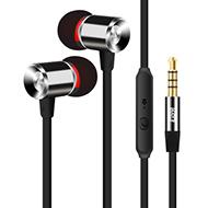 英尚K6重低音入耳式运动耳机
