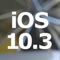 苹果iOS 10.3正式版发布