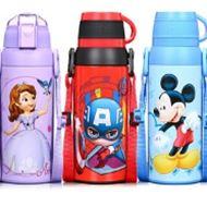 限今日:迪士尼儿童吸管保温杯