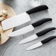 【0元领】价值35元白色斜磨陶瓷刀