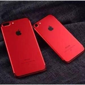 """iPhone要""""火"""" 传苹果明年推出红色iPhone7s"""