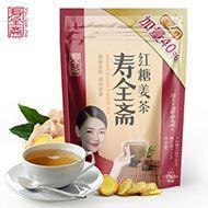 寿全斋速溶红糖姜茶