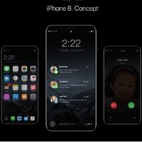 iPhone8取消Home键装OLED屏