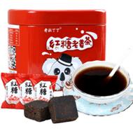 黑糖姜茶200g铁罐装