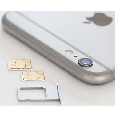 专利已获批 iPhone8要双卡双待了