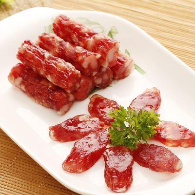 金煌广式腊肠腊肉500g