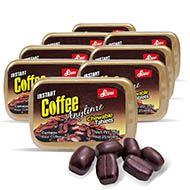 富味醇香浓咖啡糖果15克*8盒