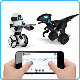WowWee入驻天猫 国内发布 多款智能玩具