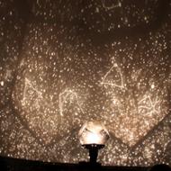 星星浪漫投影灯
