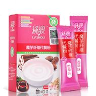 Lvshou香草味膳食果蔬纤维代餐粉