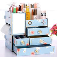 大号创意桌面化妆品收纳盒
