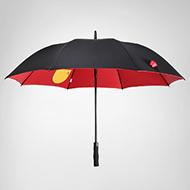 奈洛长柄半自动晴雨伞