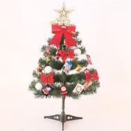 圣诞节仿真室内装饰圣诞树60cm
