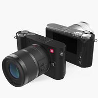 2199元起!小米生态链旗下小蚁 发布 小蚁M1微单相机