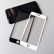 iPhone系全屏高清透明防指纹钢化膜