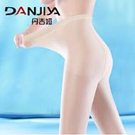 10点:丹吉娅丝滑透气防晒丝袜5双