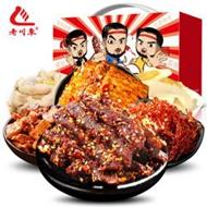 18点:老川东牛肉干休闲零食组合