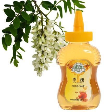 花间蜜语纯天然洋槐蜂蜜500g