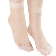 20双短袜水晶袜