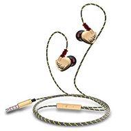 D3重低音通用耳机+手机指环