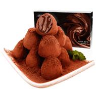 手工松露巧克力礼盒8口味400g