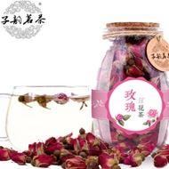 白菜党:子韵茗茶玫瑰花茶80g