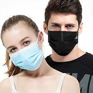冬季防尘透气一次性口罩一盒50只
