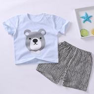 宝宝短袖短裤两件套装
