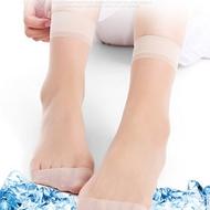 10双水晶短丝袜