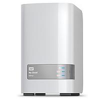 西部数据(WD) 第二代 My Cloud Mirror 私人云存储 6TB(NAS - WDBWVZ0060JWT-NESN)