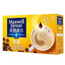 麦斯威尔 奶香速溶咖啡 30条 390g
