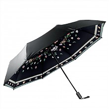 BANANA UMBRELLA 蕉下 Black系列双层小黑伞