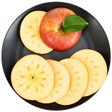 乐果乐果 冰糖心丑苹果 12粒装 2kg*2件