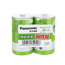 松下 碳性 1号电池 4节