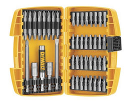 DEWALT DW2166 45件套电钻螺丝刀头