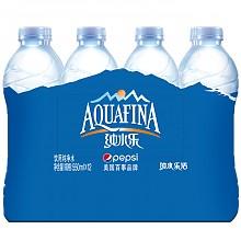 限西北:PEPSI 百事 纯水乐 饮用水 550ml*12瓶