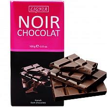 法国进口 利尼雅经典黑巧克力100g*2