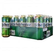 Licher 力兹堡 小麦啤酒 500ml*24听 整箱装
