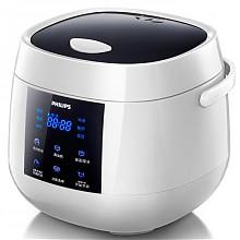 飞利浦(PHILIPS) HD3061/00 迷你电饭煲 2L 无面板设计 多种烹饪菜单