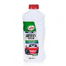 洗车必备# 龟牌 绿宝石浓缩洗车水蜡 750ml
